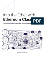 Grayscale Ethereum Classic Investment Thesis April 2017 1