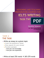 IELTS Writing Task 2 2017