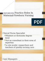 Nursing Care Management