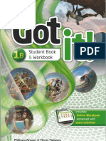 GOT IT  1B Student Book & Workbook(OXFORD  8° Básico)
