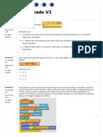 Evaluación 1 Scratch 2