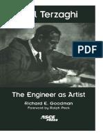 Terzaghi, Karl_ Goodman, Richard E-Karl Terzaghi _ the Engineer as Artist-American Society of Civil Engineers (1999)