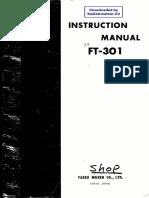 FT301 User