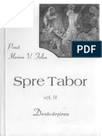 Spre Tabor Vol IV Ilarion Felea