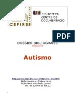 Bibliofrafía Sobre Asperger y Autismo