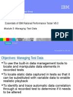 Ess Rpt 05 Managing Test Data