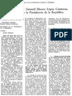 Gobierno de López Contreras Editado