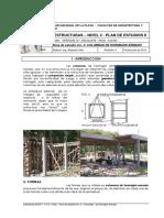 Nivel II - Plan 6 - GE Nro 4 - Columnas de Hormigon Armado