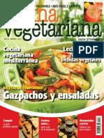 Cocina Vegetariana - Abril 2017