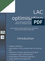 LAC (Location JArea Code) Optimisation(1)