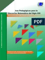 Alternativas Pedagogicas Para La Educación Matematica S XXI