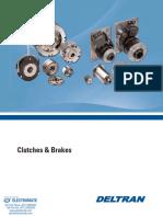 Thomson Clutches & Brakes Catalog