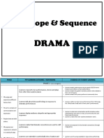 pyp scope   sequence - drama