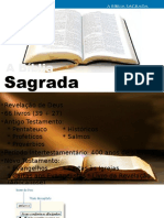 Lição 01 - A Bíblia Sagrada