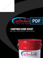 Carboline Brochure
