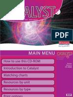 Catalyst 3 Teacher Resource CD