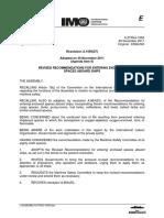 IMO Resolution 1050 27