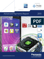 Advanced Payments Report 2015
