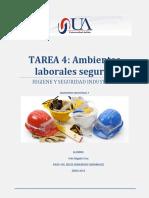 Ambientes Laborales Seguros