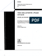 THE HELLENISTIC POLIS OF KOS.pdf