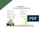 Formulas Calculo de Piñones