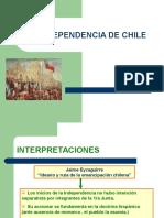 Indepedencia Chile 2016