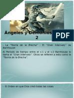 Ángeles y Demonios Clase 2