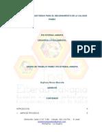 PAMEC Programa de Auditorias