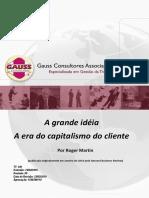 SUMARIZAÇÃO - A era do capitalismo do cliente