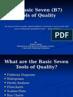Basic Tools of Quality