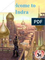 FA01 Welcome to Indra
