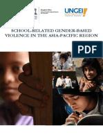 School Gender Based Violance