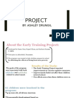 ashley drungil- 11-28-16- early training project presentation