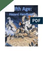 Hazard Handbook WIP
