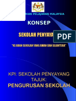 KPI SEKOLAH PENYAYANG
