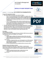 Risk Management Module 1 Summary
