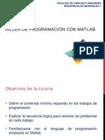 Resis1 - Tutoría Matlab