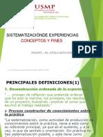Conceptos Sistematización de Experiencias (1)