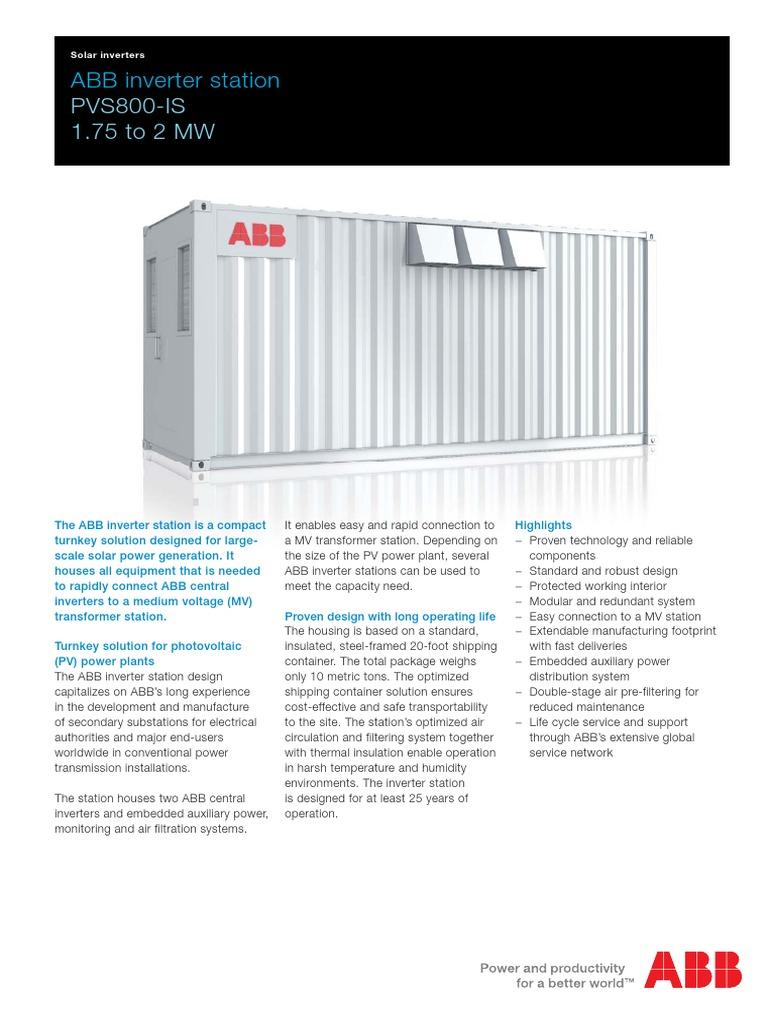 Ito ABB Inverter | Power Inverter | Power Supply