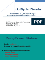 Slides Approach to Bipolar Disorder