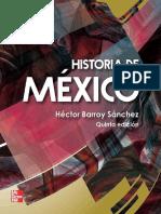 Hector Barroy Sánchez - Historia de Mexico