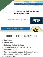 Caracteristicas de Icoterms