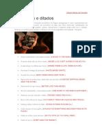 Proverbios e ditados em ingles.docx