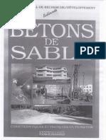 Béton de Sable