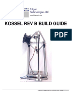 DRAFT! Folgertech Kossel Build Manual REV B