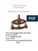 folio sejarah(permainan tradisional wau) pmr