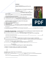 oil painting powerpoint worksheet