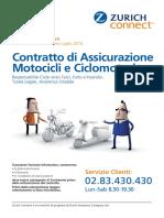 Fascicolo Informativo Polizza Moto Zurich Connect