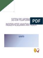 Sistem Pelaporan IKP 2015ok