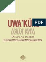 Uwa'Kürü Dicionário Analítico